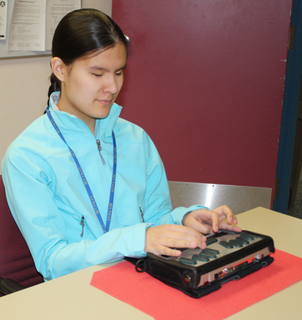 Ata Initiative Helps Students Who Are Blind Or Visually
